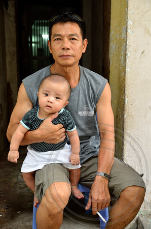 Father & Son  Ha Noi, Vietnam